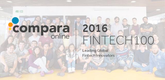 Imagen del post Compara una de las 50 Estrellas Emergentes de la industria Fintech en el mundo