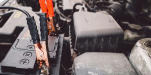 cuánto dura la batería de un auto sin usar